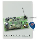 PARADOX - 1759MG 15 Zonlu Kablosuz Kontrol Paneli