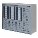ELEKS -ECP Serisi 6,12 ve 18 Zonlu Yangın Alarm Kontrol Panelleri